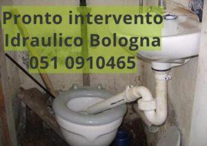 problemi idraulici Bologna